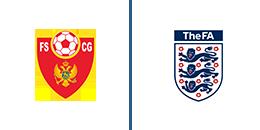 Montenegro-England